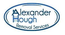 Alexander-Hough Removals logo